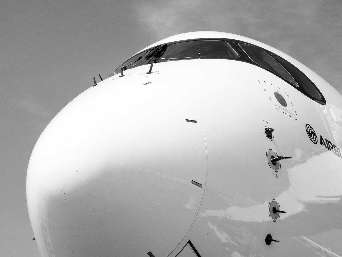 Airbus A350 XWB Nose