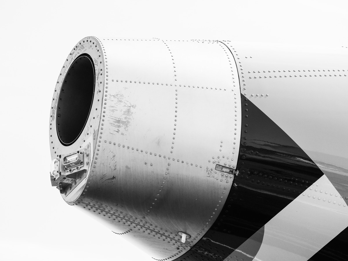 Airbus A350 XWB APU Exhaust