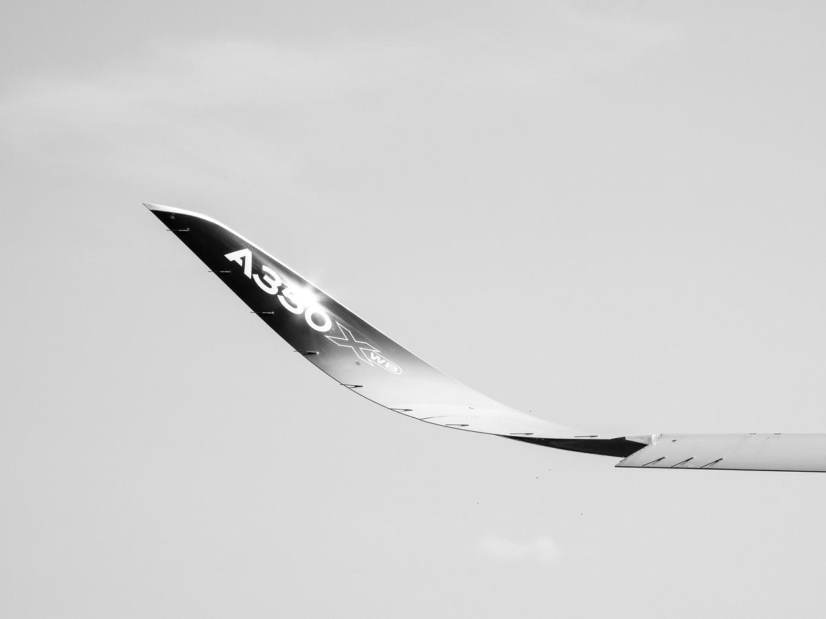 Airbus A350 XWB Sharklet
