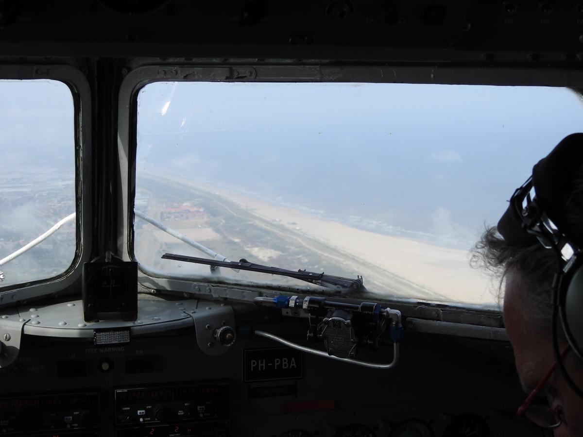 Douglas DC-3 Cockpit