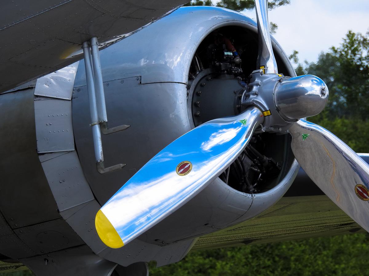Douglas DC-3 Propellor
